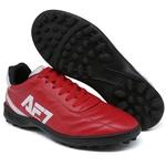 Chuteira Masculina AF7 Vermelha 1023
