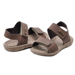 Sandalia Infantil Masculina Urban Speed Klin 253 Chocolate 486