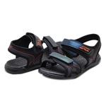 Sandália Papete Sport Klin Infantil 0015 Preto 489