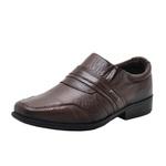 Sapato Social Infantil Laroche 2655 Marrom 139
