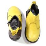Botina Infantil 2882 Amarela 98