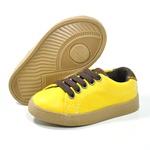Sapatenis Bebe 5482 Amarelo 96