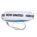 Bolsa Tiracolo Infantil Now United By Pampili 600 921 Branco com Colorido 918