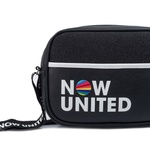 Bolsa Tiracolo Infantil Now United By Pampili 600919 Preto 919