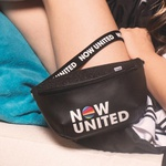 Bolsa Pochete Infantil Now United By Pampili 600920 Preta 932