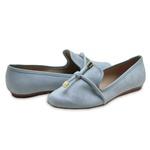 Sapato feminino Beira Rio 4198414 Turquesa 1419