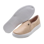 Tênis Slip On Via Marte 1911403 Nude 570