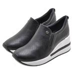 Tênis Feminino Dad Sneakers Via Marte 211202 Preto 572