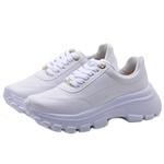 Tênis Feminino Chuncky Sneaker Vizzano 1356100 Branco 456