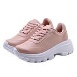 Tênis Feminino Chuncky Sneaker Vizzano 1356100 Rosa 457