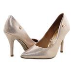 Sapato Scarpin Vizzano 23146 Ouro Rosa 76