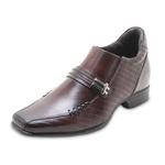 Sapato Masculino Alth Rafarillo em Couro 3263 Mogno 1517