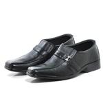Sapato social masculino fox 703 preto 289