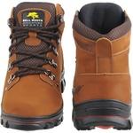 Bota Masculina Adventure Bell Boots 650 Camel - 851