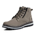 BOTA ADVENTURE CASUAL COURO HIKING MASTER NOBUCK BELL BOOTS - 835 - TAUPE - 883