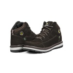 BOTA ADVENTURE COURO LEGÍTIMO OFF ROAD SURVIVOR BELL-BOOTS - 870 - CAFÉ - 886