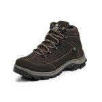 Bota Adventure Casual Couro Nobuck Hiking Extreme Bell Boots - 900 - Café 891