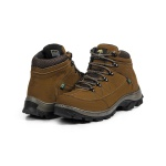 Bota Adventure Casual Couro Nobuck Hiking Extreme Bell Boots - 900 - Camel - 890