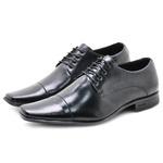 Sapato Social Masculino 2004 Preto 34