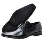 Sapato Social Masculino 2002 Preto 35