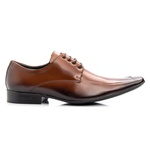 Sapato Masculino Cromo Café BIGI157