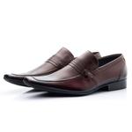 Sapato Social Masculino Bigi359 Mouro