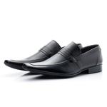 Sapato Social Masculino Bigi359 Preto