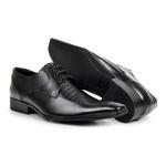 Sapato Masculino Sola Borracha bigisb363 Preto
