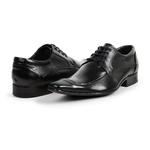 Sapato Masculino Solado De Couro bigi371 Preto