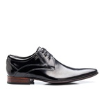 Sapato Masculino Solado De Couro Preto bigi379