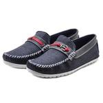 Sapatilha Masculino 5010 Preto Jeans 409