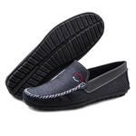 Sapatilha Masculino 5000 Jeans Preto 410