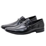 Sapato Social Masculino 4608 Preto 230