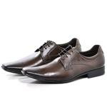 Sapato Social Masculino 4618 Conhaque 228