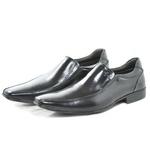 Sapato Social Masculino 4619 Preto 225