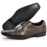 Sapato Social Masculino 4620 Conhaque 231