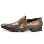 Sapato Masculino de Couro 46903 Conhaque 235