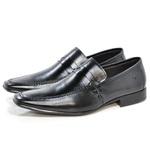 Sapato Masculino Social 46903 Preto 234