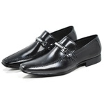 Sapato de Franca Social Fino 46908 Preto