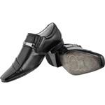 Sapato Social Mafisa 4209 Preto