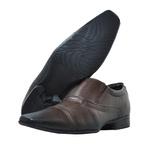 Sapato Social Masculino Couro 290974CB Marrom 67