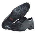 Sapato Masculino Social Preto 73029 CB 44