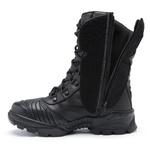 Bota Coturno Militar Comander - Master Boots - Preto - 622