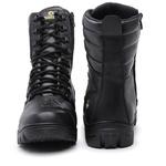 Bota Coturno Militar - Master Boots - Patrulha - Preto - 625