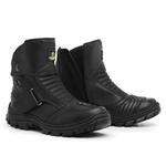 Bota Motociclista Master Boots - BK - Preto - 621