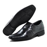 Sapato Social Sapato de Franca Preto P90201