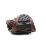 Mocassim Couro Masculino conforto Pipper 54403nc Chocolate 1072