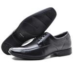 Sapato Social Masculino em Couro Pipper 55301pc Preto 322