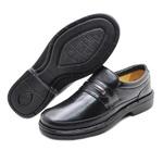 Sapato Social Masculino em Couro Pipper 6003 Preto - 604