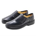 Sapato Social Masculino em Couro Pipper 6007 Preto - 606